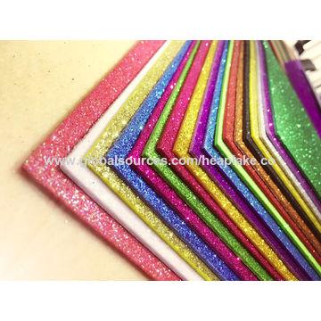 5c2523a964b ... China Glitter EVA foam sheet