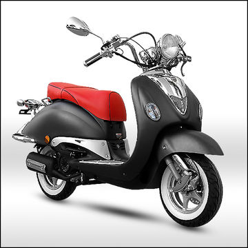 China Scooter for ZNEN Retro 50cc/125cc/150cc Gas Scooter