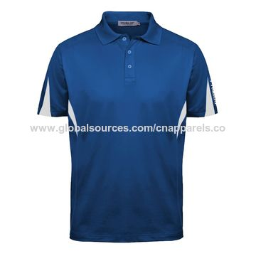 China Men S Cutomized Embroidery Polo Shirts On Global Sources