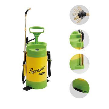 China Hand Pump Sprayer 5L Pressure Garden Sprayer with and PP ...