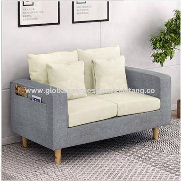 China Sofá contemporáneo de la silla del brazo de la tela del diseño ...