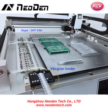 China New NeoDen3V desktop pick and place machine for LED chip
