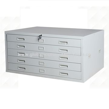Awesome ... China Cheap 5 Drawers Metal Map Storage Cabinet Map File Cabinet ...