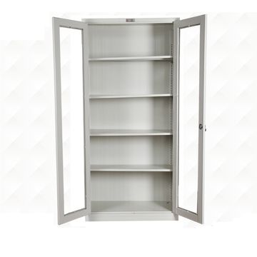 ... China High Quality Double Swing Door Steel Filing Cabinet, Office  Furniture, Storage Cabinet