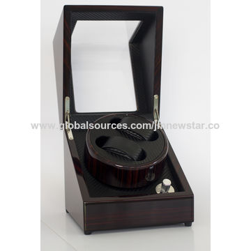 China 2+0 Wooden Watch Winder from Manufacturer