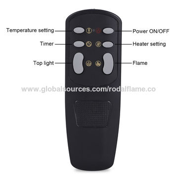 ... China 50 Inch Wall Mounted Electric Fireplace Heater Glass 3D Flame  Effect Remote Control