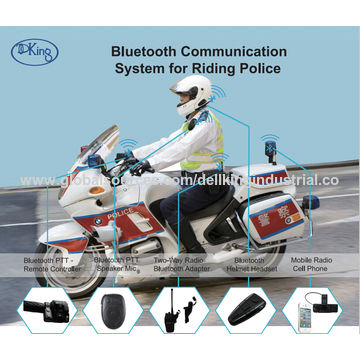 Traffic Police Communication System