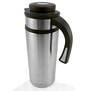 China Clic Style Of Double Wall Stainless Steel Vacuum Coffee Jug