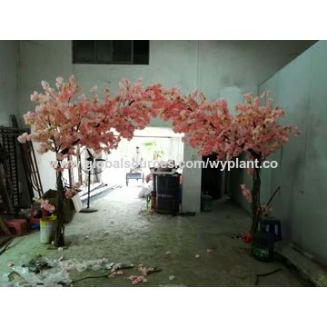 China 3 Metros Arquean El árbol Artificial De La Flor De La Flor De