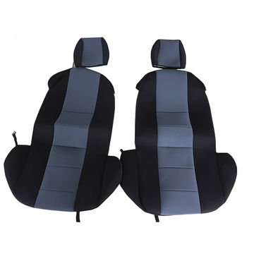 China Design Your Own Unique Breathable Cheap Funny Car Seat Covers