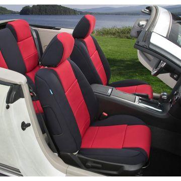 China Custom Elastic Seat Covers For Chairs Design Plush Car Auto