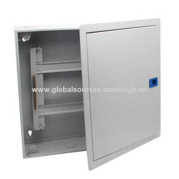 China Metal MCB Circuit Breaker Box MCB Distribution Box on Global ...