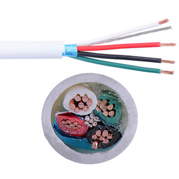 Generous 4 Conductor Alarm Wire Pictures Inspiration - Electrical ...