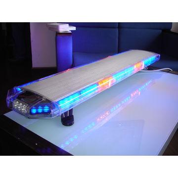China UnionTech LED police car light bar,12V or 24VDC on
