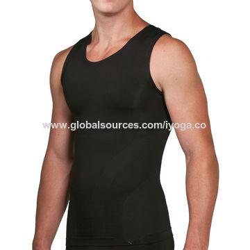 c57aea2656ba4c China Custom fitness men s tank tops sports gym clothing on Global ...
