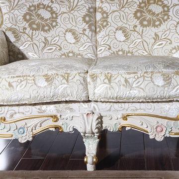 China Muebles italianos, muebles reales clásicos del hogar del ...