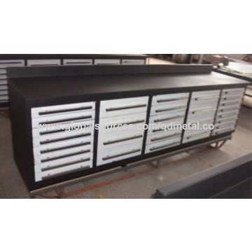 ... China Cheap Stainless Steel Tool Box Cabinet Used 40 Drawers Storage Cabinets  sc 1 st  Global Sources & China Cheap Stainless Steel Tool Box Cabinet Used 40 Drawers ...