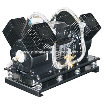 China Oil free and silent air compressor on Global Sources