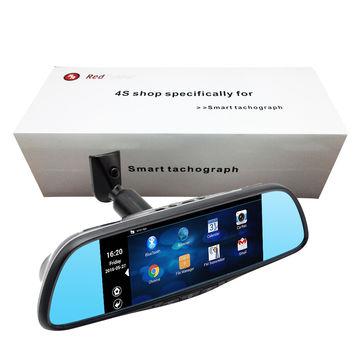China Android user manual fhd 1080p rear view camera mirror