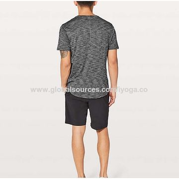 China Men's sports wear dry fit design your own style custom casual