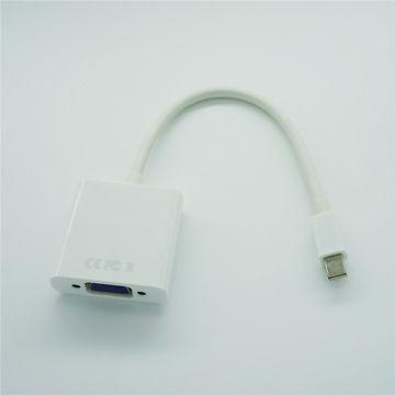 China 4K Mini DisplayPort (Thunderbolt Port Compatible) to