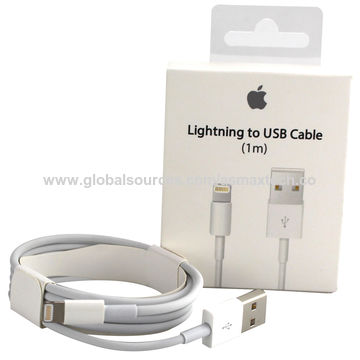 wholesale dealer b3d34 4ec61 China Original Lightning Cable for iPhone 7, 7 Plus 6 6s 5 5s USB ...