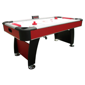 Wonderful ... China 6 And 7ft MDF Wooden Indoor Air Hockey Table For Sale, ABS With  Plating ...