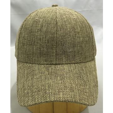 China Basic hemp sports caps with snapback buckle on Global Sources df2dcb5995e4