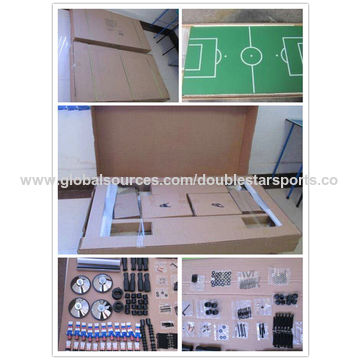 ... China 4ft Classic MDF PVC Laminated Wooden Foosball Table, PP Leg  Levelers ...
