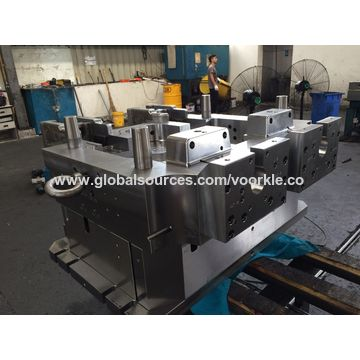 ... China Complete mold base with slide rails carriers locks gibs u0026 wear plates ...  sc 1 st  Global Sources & China Complete mold base with slide rails carriers locks gibs ...