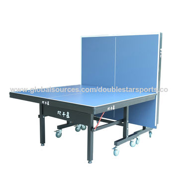 ... China 9ft Wooden Sports Portable Ping-pong Table Set Powder-coated Steel ...  sc 1 st  Global Sources & China 9ft Wooden Sports Portable Ping-pong Table Set Powder-coated ...