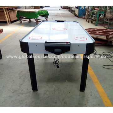 ... China 5ft Small Indoor Wooden Air Hockey Game Table For Sale, MDF With  PVC Lamination ...