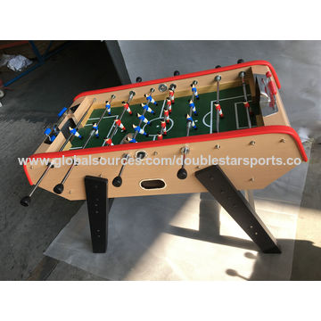 ... China 2018 New MDF Soccer Football Game Table Factory Wholesale ...