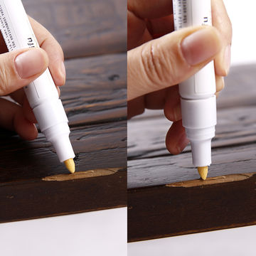 China Permanent Markers Furniture Repair Marker Scratch Quickly Stains Wood