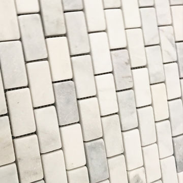China Polished Ceramic Water Jet Marble Mosaic Tiles, Bangladesh ...