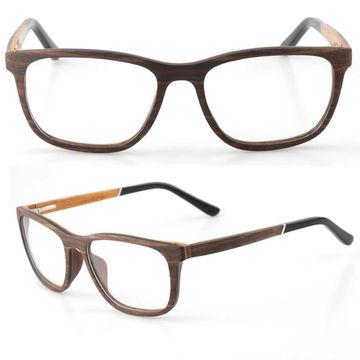 China Wholesale wood optical frame, bamboo optical frame on Global ...