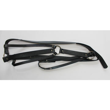 China Fashionable Clip-on Suspenders, Elastic Y-shaped Adjustable Braces Colors