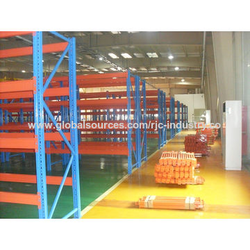 China Cold Storage Warehouse Rack Steel RJC Pallet Rack on Global