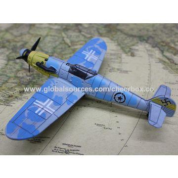 Hong Kong SAR Aircraft Model Kits, BF-109 Fighter 1:48