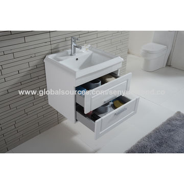 China High End American Antique Style Used Bathroom Vanity With Low Price