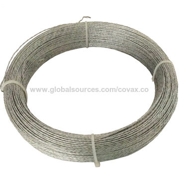 China Stranded Wire/Hot Dip Galvanized Stranded Wire/Low Carbon ...