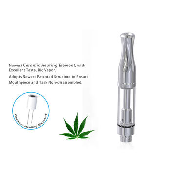 China Wholesale 510 wickless ceramic coil atomizer CH3