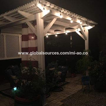 China 2018 Au Hot Christmas Lights Vintage Outdoor String
