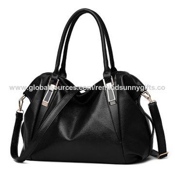 Women Handbags Hobo Shoulder Bags Tote PU Leather Handbags Fashion Large  Capacity Bags 585ad6c19c