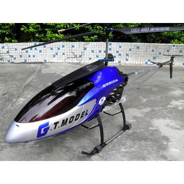 China Hot new arriving GT model 168cm biggest RC helicopter