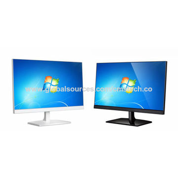 China 23\'\' FHD PC monitor with VGA/DVI/HDMI in frameless model or ...