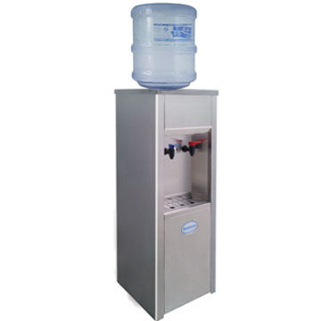 China Stainless Steel Water Dispensers 400w Hot And Cold