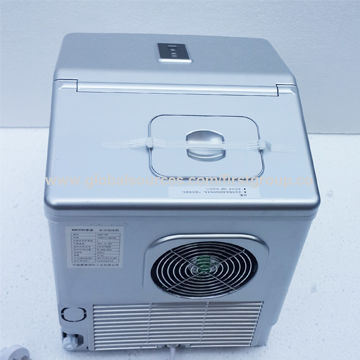 ... China Portable Clear Cube Ice Maker, ...