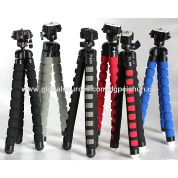 China Camera Stand Holder Tripod And Universal Clip For Iphone