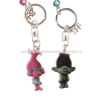 ... Hong Kong SAR Metal 3D keychain parts wholesale metal souvenir custom  cute keychain manufacturers in China c06f87c76012